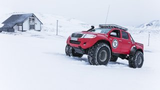 Arctic Trucks Grónsko 4
