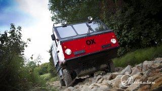 OX Truck - Ideál pro rozvojové země? 2