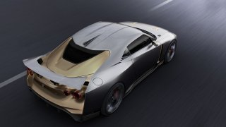 Nissan GT-R50 by Italdesign debutoval v Goodwoodu