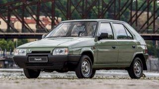KVÍZ NA NEDĚLI: Škoda Favorit je ikonou českých aut. Jak dobře ji znáte?
