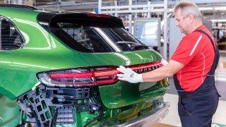 Porsche Macan - zahájení výroby