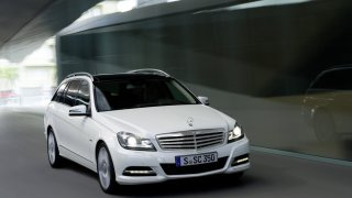 Mercedes-Benz C W204 (2012)