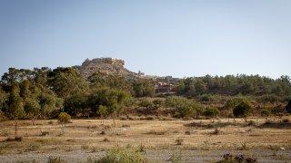 Pevnost Berberů na skále. Pokračování zítra