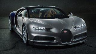 10 neuvěřitelných faktů o novém Bugatti Chiron - 0