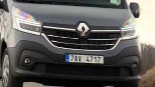 Recenze Renaultu Trafic L1H1 2.0 DCI
