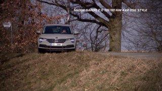 Recenze českého SUV Škoda Karoq 2.0 TDI/110 kw 4x4 DSG Style
