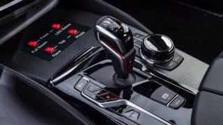 BMW M5 Safety Car 2