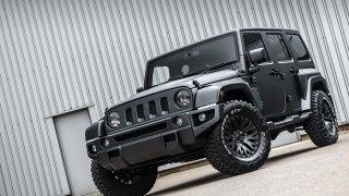 7. Jeep Wrangler Kahn Sahara