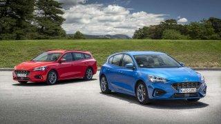Nový Ford Focus dorazil na náš trh