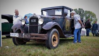 Citroën Traction Avant 15 Six