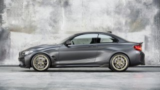BMW M Performance Parts Concept míří do Goodwoodu