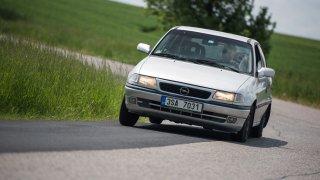Test totálního pekáče: Opel Astra 1.6