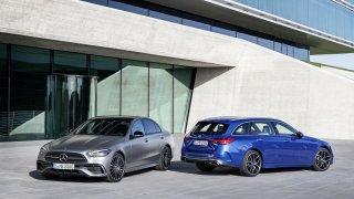 Nový Mercedes-Benz třídy C dostane pod kapotu jen čtyřválce. Na elektřinu ale umí až 140 km/h!