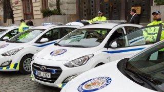 Strážníci v Praze dostali za úkol rozdat víc pokut