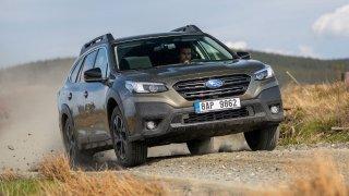 Subaru Outback v 6. generaci jde do prodeje. V evropské specifikaci jeho motoru ale něco chybí