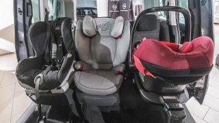 Dětské sedačky