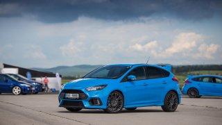 Představení Focusu RS v Česku 2