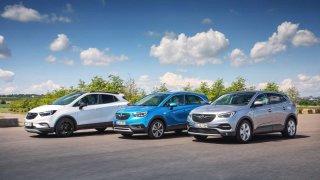 Opel plní u svých SUV modelů nadcházející emisní normy