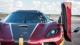 Koenigsegg Agera RS rekord 2