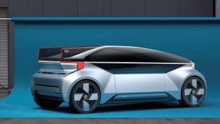 Volvo připravilo nový koncepční vůz 360c