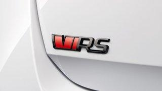 Logo Octavia RS