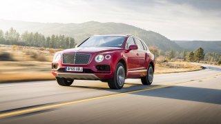 Je to jen maskované Audi, shodil Bentley šéf Rolls-Royce