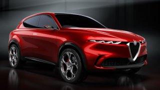 Alfa Romeo elektrifikuje. V Ženevě představuje koncept Tonale.
