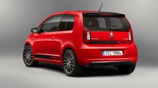 Škoda Citigo prošla změnou vzhledu.