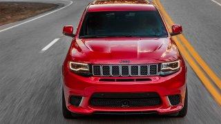 Jeep Grand Cherokee Trackhawk, nejrychlejší SUV 3