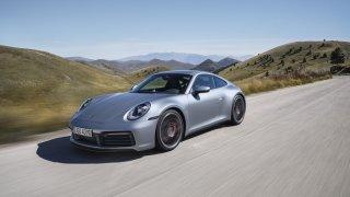 Porsche 911 v osmé generaci - světová premiéra proběhla v Los Angeles