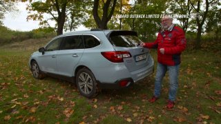 Recenze Subaru Outback