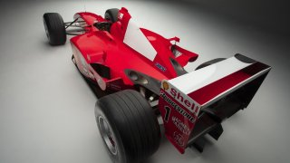 Ferrari F2001 no.211 1