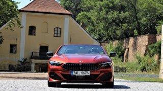 BMW 840d xDrive Cabrio