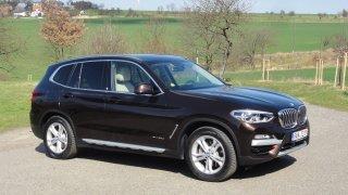 BMW X3 - Šestiválce žijí!