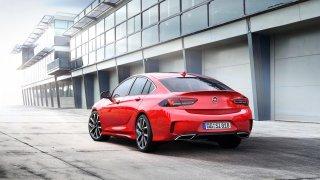 Opel Insignia GSi 4