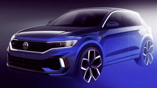 Volkswagen T-Roc R bude mít výstavní premiéru v Ženevě