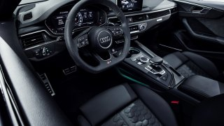 Audi RS 5 Sportback - interier a detaily 4
