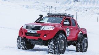 Arctic Trucks Grónsko 3
