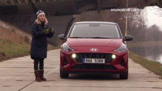 Test nové generace minivozu Hyundai i10 v provedení 1.0i Style