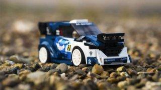 Exkluzivní řada LEGO Speed Champions se rozrůstá o Ford Fiesta WRC