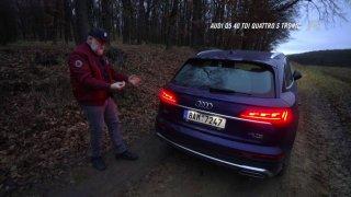 Recenze Audi Q5 40 TDI quattro S Tronic