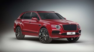 Bentley Bentayga V8 Design Series 1