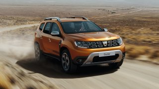 9. Dacia Duster (569 ks)