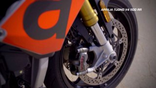 Test motocyklu Aprilia Tuono V4 1100 RR