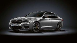 BMW M5 Competition spojuje špičkovou výkonnost a exkluzivitu s každodenním použitím