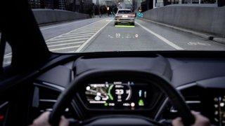 Audi Q4 e-tron umí ošálit zrak řidiče natolik, že před sebou uvidí něco jiného, než ostatní