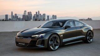 Audi e-tron GT concept 7