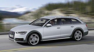 Audi A6 Allroad III.
