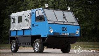 Konstruktér F1 postavil auto pro Afriku: OX Truck – ideál pro rozvojové země?