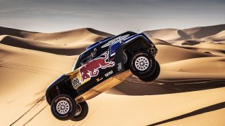X-raid MINI JCW Team se chystá na Dakar 2019